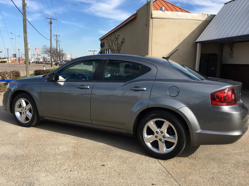 2011 Dodge Avenger Ocs Motors