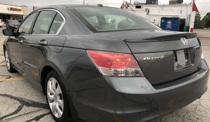 2008 HONDA ACCORD EX-L full