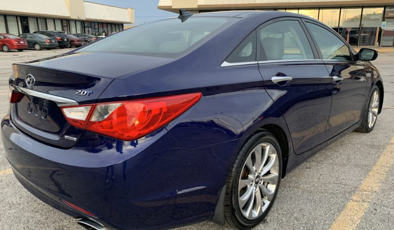 2012 Hyundai Sonata limited full